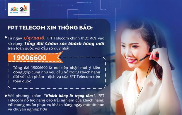 FPT Nha Trang - Tổng đài chăm sóc khách hàng