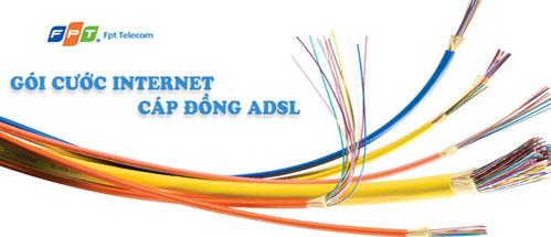 ADSL CÁP ĐỒNG